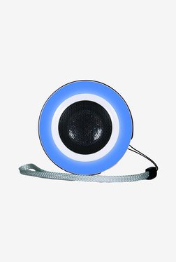 Isound 1606 Round Mini Speaker (Blue)