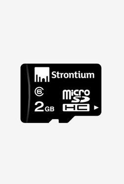 Strontium 2 GB Micro SD Class 6 Memory Card