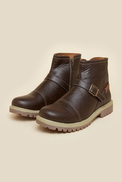 BCK By Buckaroo Jovita Brown Boots