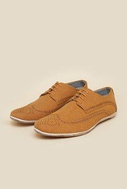 BCK By Buckaroo Luis Tan Brogue Shoes