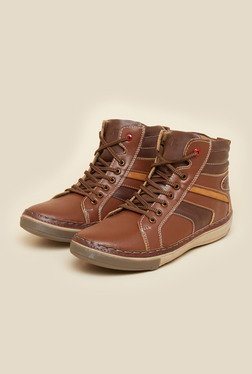 BCK By Buckaroo Hoper Tan Boots