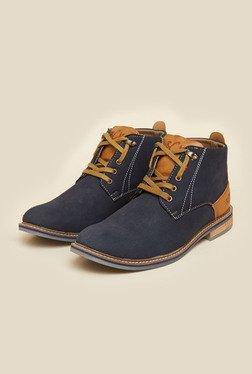 BCK By Buckaroo Grado Blue Boots