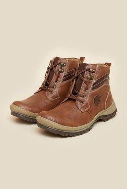 BCK By Buckaroo Horad Tan Boots