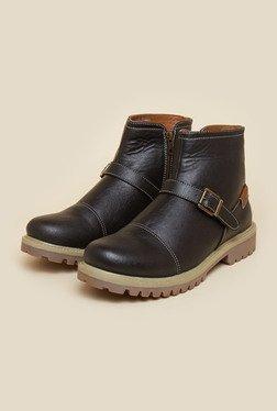 BCK By Buckaroo Jovita Black Boots