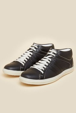 BCK By Buckaroo Blaas Black Casual Shoes