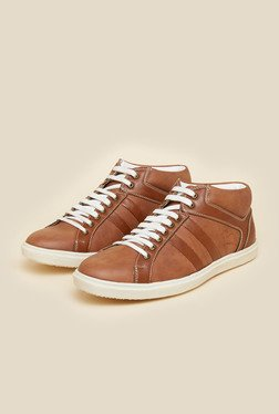 BCK By Buckaroo Blaas Brown Casual Shoes