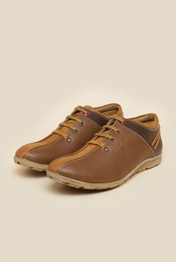 BCK By Buckaroo Maden Brown Casual Shoes