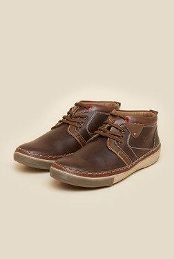 BCK By Buckaroo Hillar Brown Casual Shoes