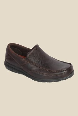 Rockport Modern Adventure Brown Slip-Ons