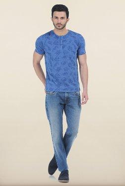 Basics Drift Fit Ultra Marine Stretch Jeans