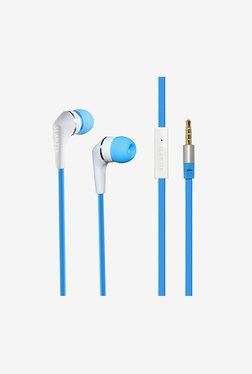 Slanzer SZEN203 In the Ear Headphone (White)