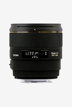Sigma 85mm F/1.4 EX DG HSM Lens for Nikon