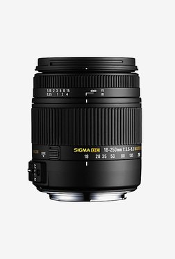 Sigma 18-250mm F/3.5-6.3 Macro DC OS HSM lens for Nikon
