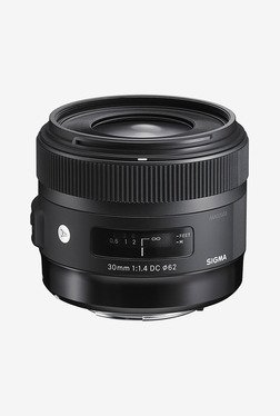 Sigma 30mm F/1.4EX DC HSM Art Lens for Nikon