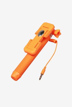ULTRAPROLINK UM0039ORG Wired Selfie Stick (Orange)