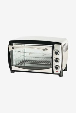 Havells 38 RSS GHCOTBHS160 38L Oven Toaster Grill (Silver)