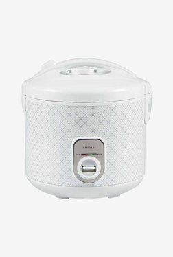 Havells GHCRCBKW070 1.8 L Electric Cooker (White)