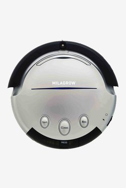 Milagrow RoboCop 2.0 Robotic Floor Cleaner (Royal Silver)