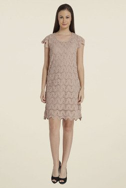 Only Beige Lace Dress