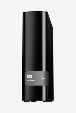 WD My Book 3 TB External Hard Disk (Black)