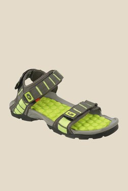 Sparx Grey Floater Sandals