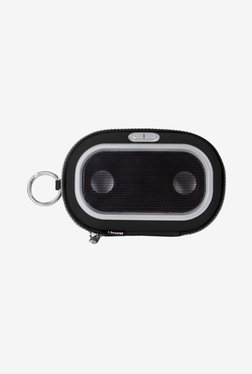 Isound 1671 Concert To Go Portable Speaker Case (Black)