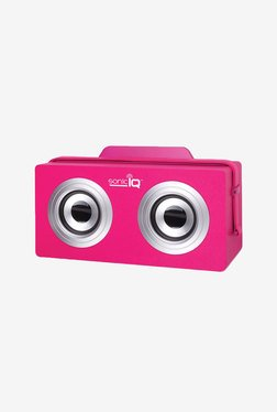 Perfect Life Ideas 5219 Bluetooth Boombox Speaker (Pink)