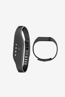 BEACHBORN Next Generation 4.0 Pedometer Wristband (Black)