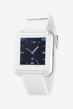 Victory Wireless Bluetooth Smartwatch With Pedometer (White)