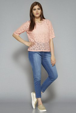 Sassy Soda by Westside Peach Julie Top