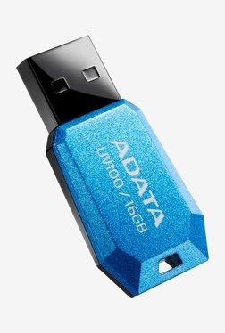 ADATA UV100 16 GB USB 2.0 Pen Drive (Blue)