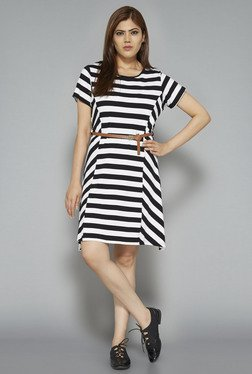 Sassy Soda by Westside Black Amara Dress