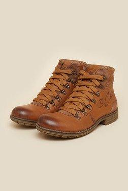 BCK By Buckaroo Daxon Tan Boots