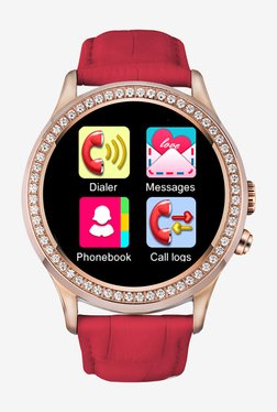 Bingo C2 Bluetooth Smart Watch (Red)
