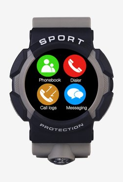 Bingo C3 Bluetooth Smart Watch (Grey) TATA CLiQ Rs. 3999.00