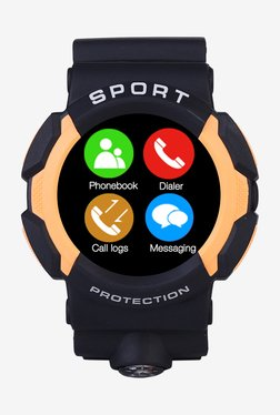 Bingo C3 Bluetooth Smart Watch (Orange)