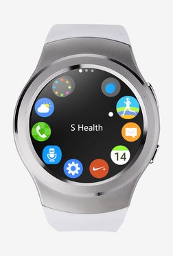Bingo C4 Bluetooth Smart Watch (White)