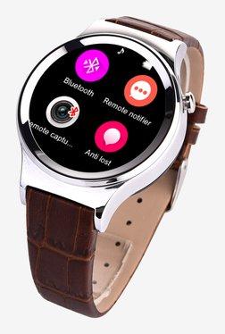 Bingo T20 Bluetooth Smart Watch (Silver)