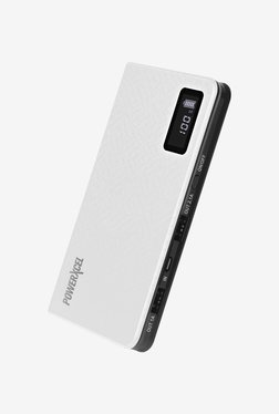 PowerXcel RBB041PX 12000 MAh Power Bank (White)