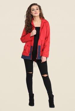 Yepme Red Jullian Long Jacket