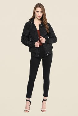 Yepme Black Sandra Party Jacket