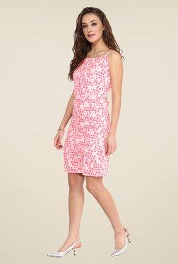 Yepme Flavia Pink Slip Dress