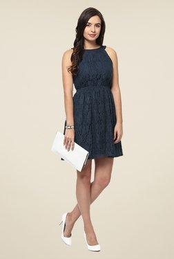 Yepme Fiona Navy Lace Dress