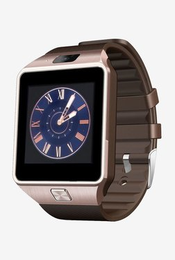 Bingo T30 Bluetooth Smart Watch (Gold)