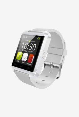 Bingo U8 Bluetooth Smart Watch (White)