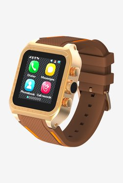 Bingo T60 Bluetooth Smart Watch (Gold)