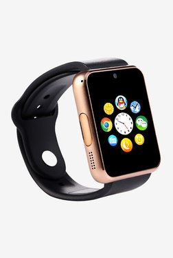 Bingo T50 Bluetooth Smart Watch (Gold)