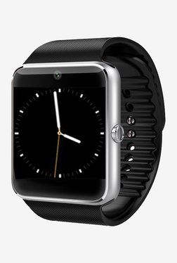 Bingo T50 Bluetooth Smart Watch (Silver) TATA CLiQ Rs. 4999.00