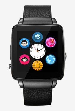 Bingo X6 Bluetooth Smart Watch (Black)