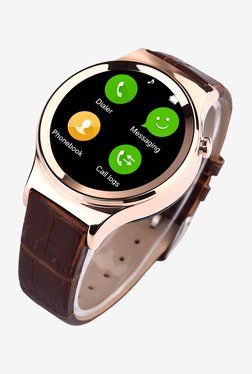 Bingo T20 Bluetooth Smart Watch (Gold)